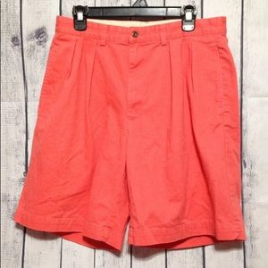 Polo Ralph Lauren Pleated Shorts Mens 33 Golf